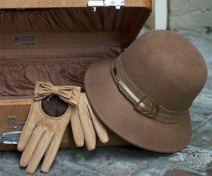 Выбор женских перчаток