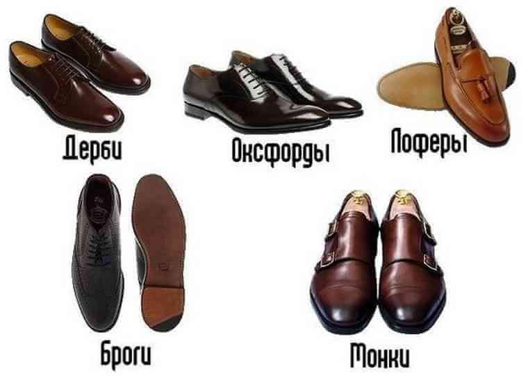 мужская обувь дерби