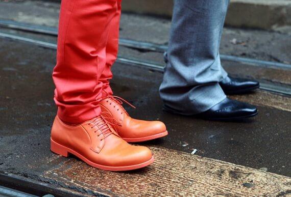 Мужская осенняя обувь