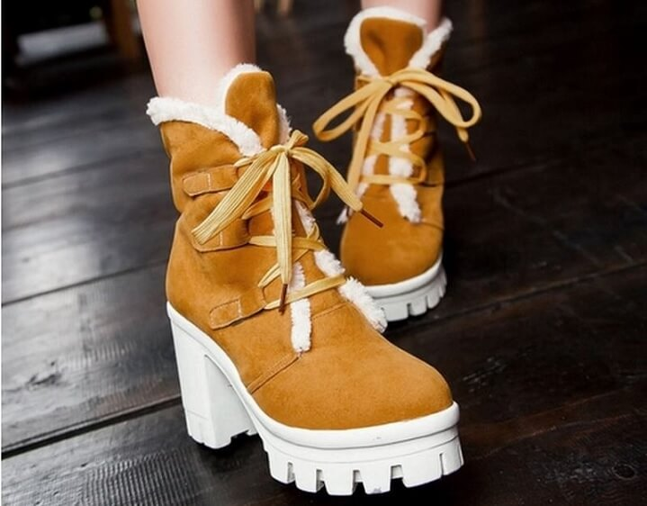 Как правильно выбирать зимнюю женскую обувь