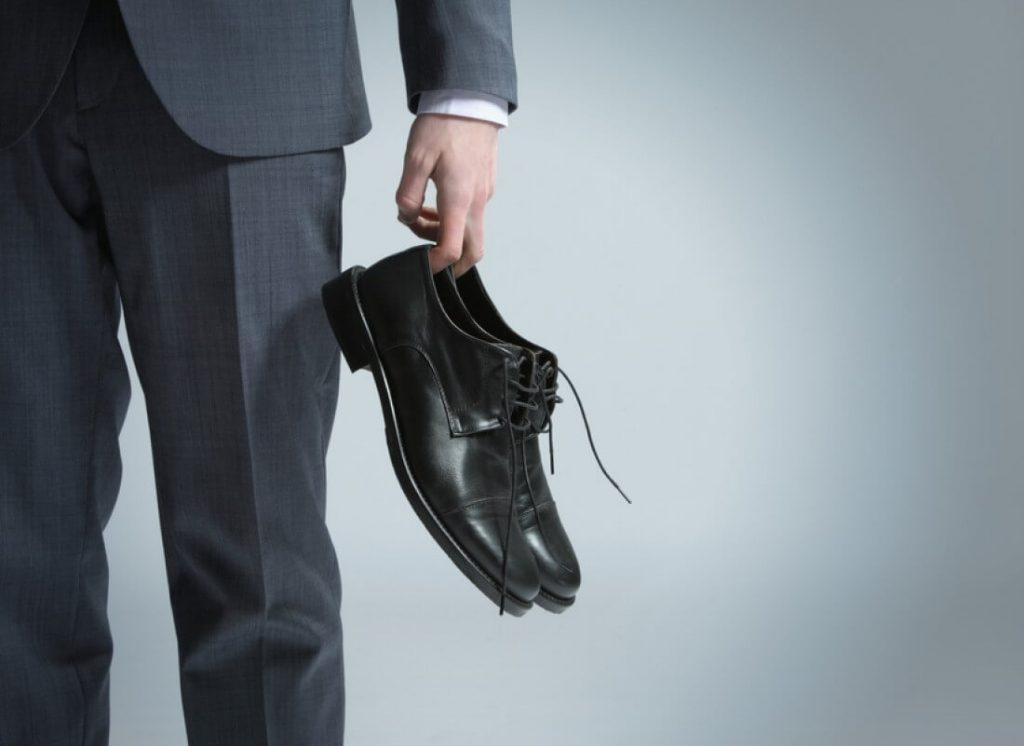 Мужская обувь как индикатор стиля