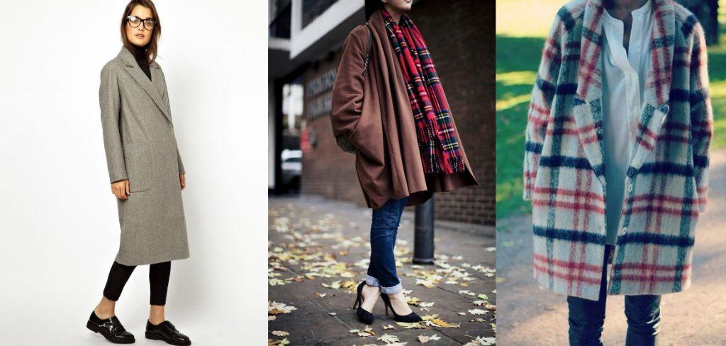 женские объемные пиджаки и пальто