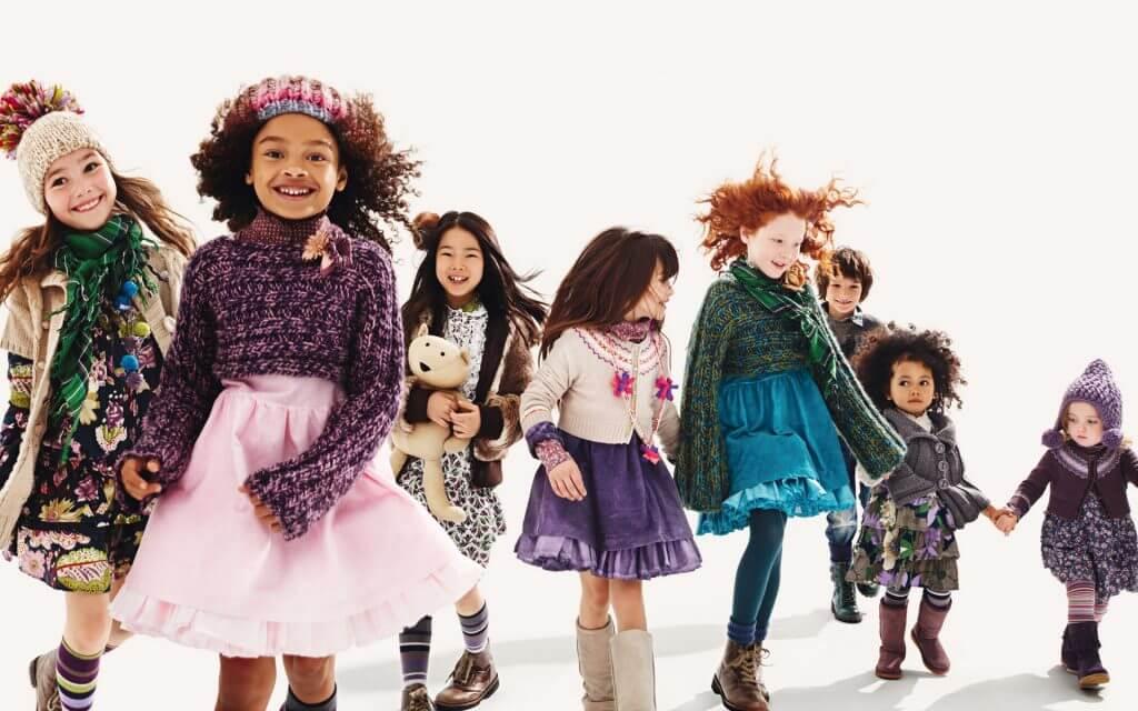 модная детская одежда 2017