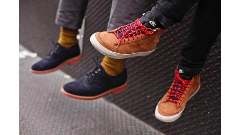 качественная Обувь для мужчин 2017