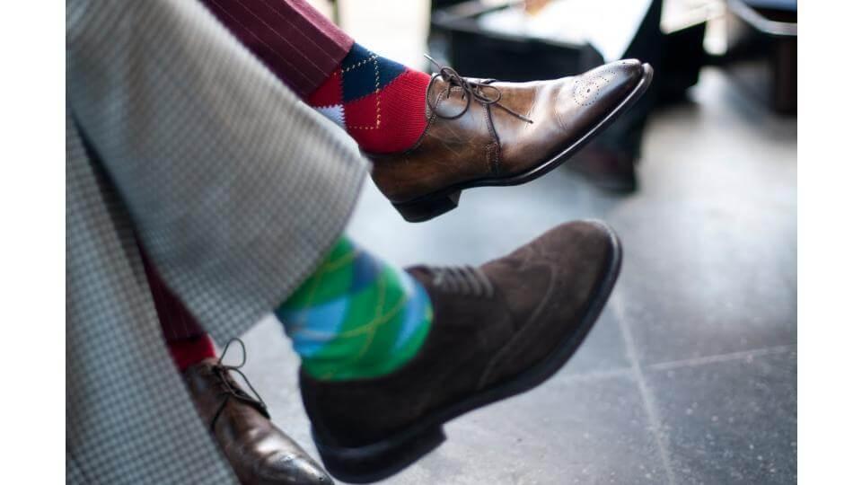 Обувь для мужчин 2017