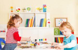 Гардероб для детского сада