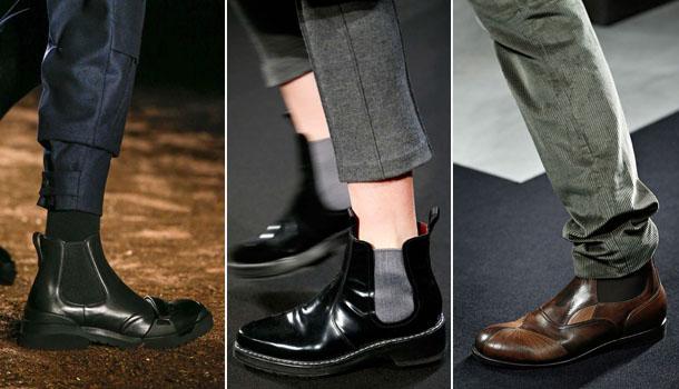 Мужская обувь классическая на осень 3