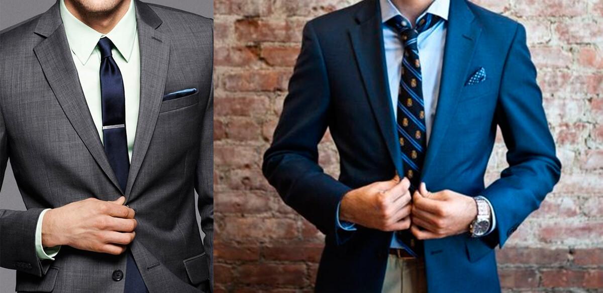 мужской костюм на каждый день 3