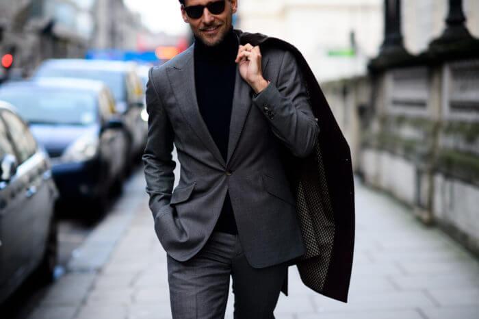 мужской костюм на каждый день