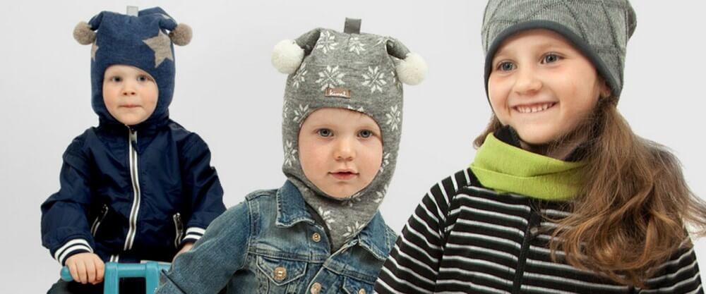 Детские шапки-шлемы Kivat 3