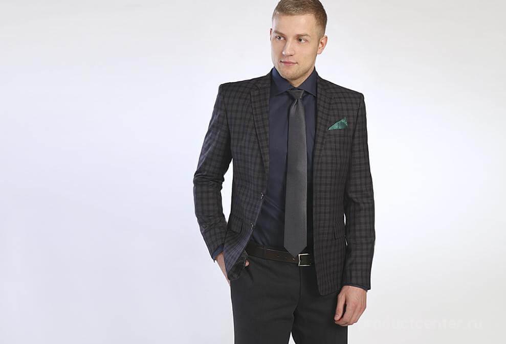 российские строгие Мужские костюмы 2018