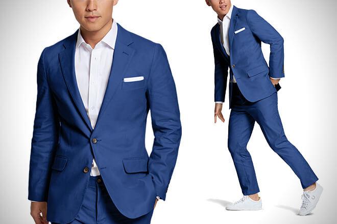 Достоинства мужских костюмов 2018