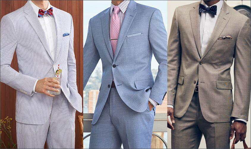 Достоинства мужских костюмов