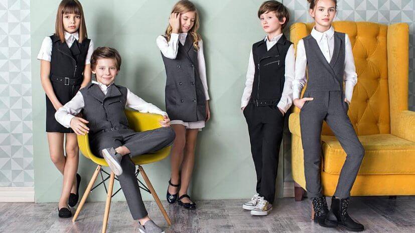 одежда для школьников 2018