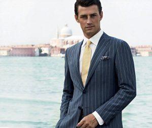Умение носить деловой костюм