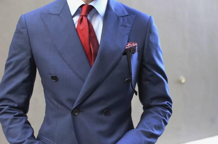 мужской повседневный костюм