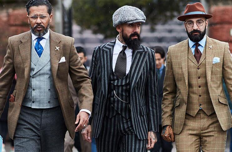мужской костюм 2019 2